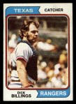 1974 Topps #466  Dick Billings  Front Thumbnail