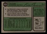 1974 Topps #462  Luis Alvarado  Back Thumbnail