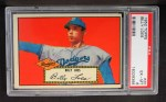 1952 Topps #20  Billy Loes  Front Thumbnail