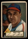 1952 Topps #79  Gerry Staley  Front Thumbnail