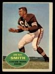 1960 Topps #28  Jim Ray Smith  Front Thumbnail