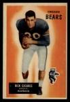 1955 Bowman #87  Rick Casares  Front Thumbnail