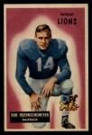 1955 Bowman #84  Bob Hoernschemeyer  Front Thumbnail