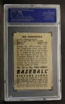 1952 Bowman #27  Joe Garagiola  Back Thumbnail