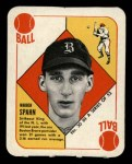 1951 Topps Red Back #30  Warren Spahn  Front Thumbnail