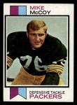 1973 Topps #296  Mike McCoy   Front Thumbnail
