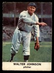 1961 Golden Press #29  Walter Johnson  Front Thumbnail