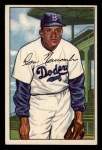 1952 Bowman #128  Don Newcombe  Front Thumbnail