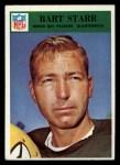 1966 Philadelphia #88  Bart Starr  Front Thumbnail