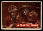 1956 Topps Davy Crockett #8 GRN  Fearful Sight  Front Thumbnail