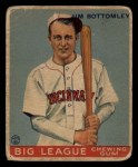 1933 Goudey #44  Jim Bottomley  Front Thumbnail