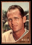 1962 Topps #129 A Lee Walls  Front Thumbnail