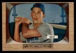 1955 Bowman #52  Hal Rice  Front Thumbnail