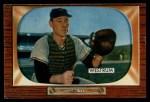1955 Bowman #141  Wes Westrum  Front Thumbnail