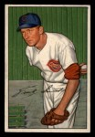 1952 Bowman #186  Frank Smith  Front Thumbnail