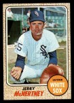 1968 Topps #14  Jerry McNertney  Front Thumbnail