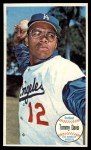 1964 Topps Giants #43  Tommy Davis   Front Thumbnail