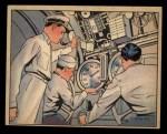 1941 Gum Inc. Uncle Sam Home Defense #56   Submarine Dive Drill Front Thumbnail