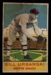 1933 DeLong Gum R333 #9  Billy Urbanski  Front Thumbnail
