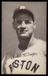 1947 Exhibits  Walt Dropo  Front Thumbnail