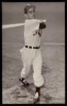 1962 Exhibit Stat Back #2  Luis Aparicio  Front Thumbnail