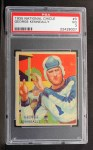 1935 National Chicle #3  George Kenneally   Front Thumbnail