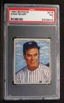 1950 Bowman #219  Hank Bauer  Front Thumbnail