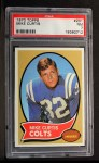 1970 Topps #201  Mike Curtis  Front Thumbnail