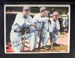 1936 R312  Dixie Walker / Mule Haas / Mike Kreevich  Front Thumbnail