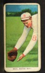 1909 T206  Fred Beck  Front Thumbnail