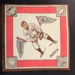1914 B18 Blankets #29 RBP Sam Agnew   Front Thumbnail