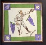 1914 B18 Blankets #4 PB Shoeless Joe Jackson   Front Thumbnail