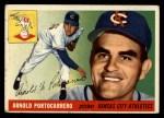 1955 Topps #77  Arnie Portocarrero  Front Thumbnail