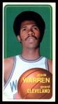 1970 Topps #91  John Warren   Front Thumbnail