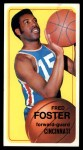 1970 Topps #53  Fred Foster   Front Thumbnail