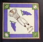 1914 B18 Blankets #88 PBP Slim Sallee   Front Thumbnail