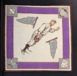 1914 B18 Blankets #34 PBP Burt Shotton   Back Thumbnail