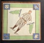 1914 B18 Blankets #15 WI Harry Coveleski   Back Thumbnail