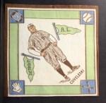 1914 B18 Blankets #15 WI Harry Coveleski   Front Thumbnail