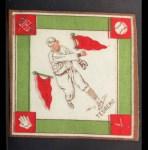 1914 B18 Blankets #72  Jeff Tesreau  Front Thumbnail