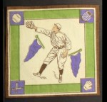 1914 B18 Blankets #4 PB Shoeless Joe Jackson   Back Thumbnail