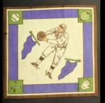 1914 B18 Blankets #86 PBP Dots Miller  Back Thumbnail