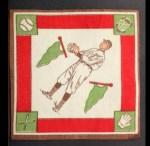 1914 B18 Blankets #44  Danny Moeller  Back Thumbnail