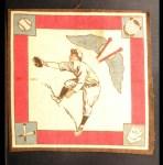 1914 B18 Blankets #28 RBP Dee Walsh   Back Thumbnail