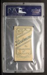 1909 T206 xBALL Joe Lake  Back Thumbnail