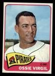 1965 Topps #571  Ozzie Virgil  Front Thumbnail