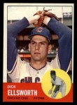 1963 Topps #399  Dick Ellsworth  Front Thumbnail