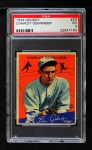 1934 Goudey #23  Charlie Gehringer  Front Thumbnail