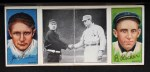 1912 T202 Hassan   -  Beals Becker / Josh Devore Just Before The Battle  Front Thumbnail