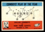 1965 Philadelphia #56   -  Tom Landry Dallas Cowboys Front Thumbnail